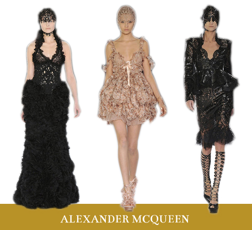 Alexander McQueen Spring 2012 RTW