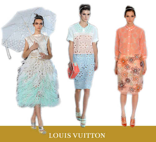 Louis Vuitton Spring 2012 RTW