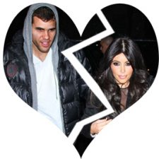 Kim Kardashian and Kris Humphries Call it Quits