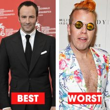 Out Magazine Names Best and Worst Dressed Gay Men