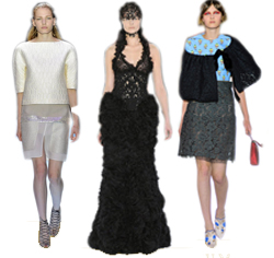 Paris Fashion Week Spring RTW Hits &amp; Misses