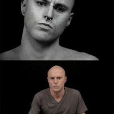Watch Rick Genest Without His Tattoos in DermaBlend Campaign Video