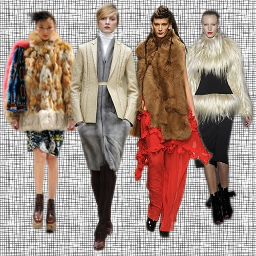 Faux Fur Options for Winter