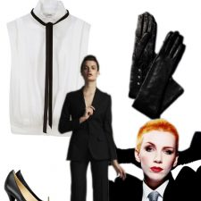 Style Rocks: Annie Lennox's Style Revisited