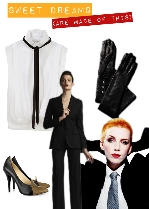 Fashion Rocks: Annie Lennox's Style Revisited
