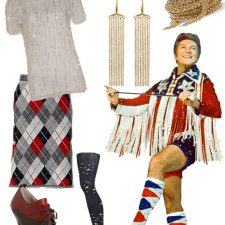 Style Rocks: Liberace's Style Revisited