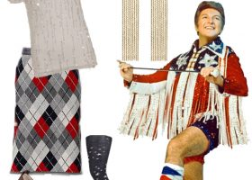 Fashion Rocks: Liberace's Style Revisited