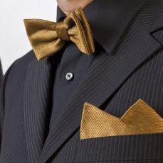 Swiss Scientists Develop an $8,000 24-Carat Gold Bowtie