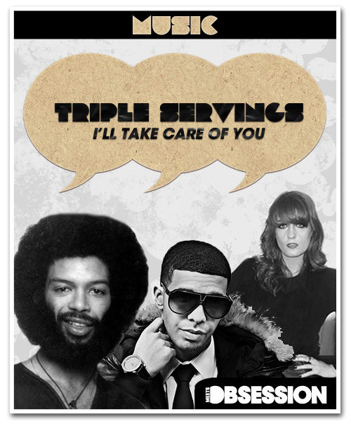 """I'll Take Care of You"" — Gil Scott Heron, Drake, Florence and the Machine"