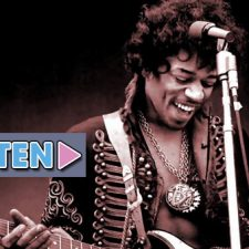 "LISTEN (Flashback): Jimi Hendrix — ""Red House"""