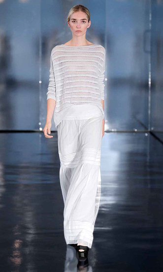 Olivier Theyskens' Theory Spring/Summer 2011 Collection