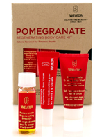 Weleda Pomegranate Travel Kit