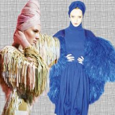 Knitwear's Glam Revival