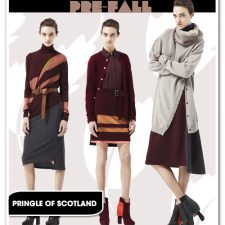 Collection Preview: Pringle of Scotland Pre-Fall 2012