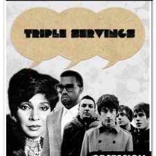 "Triple Servings: ""Diamonds Are Forever"" Served by Shirley Bassey, Arctic Monkeys, and Kanye West"