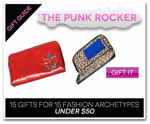 15 Gifts for 15 Fashion Archetypes For Under $50 Gift Guide