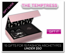 15 Gifts for 15 Fashion Archetypes For Under $50 Gift Guide: The Temptress