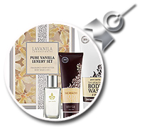 Lavanila Pure Vanilla Luxury Gift Set