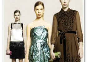 Collection Preview: Philosophy di Alberta Ferretti Pre-Fall 2012