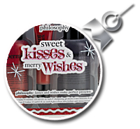 Philosophy's Sweet Kisses and Merry Wishes Holiday Gift Set