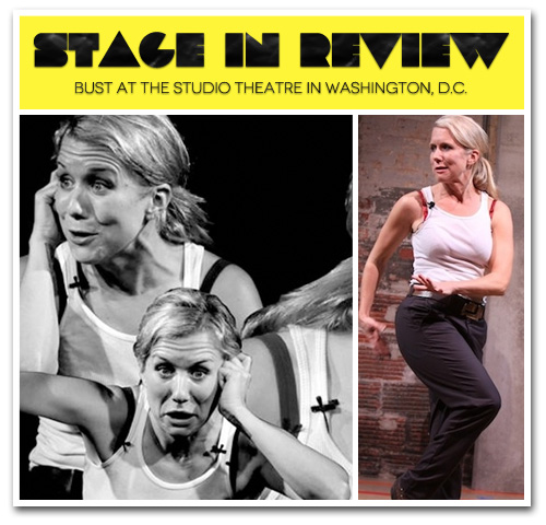 Stage in Review: 'Bust' at The Studio Theatre in Washington, D.C.