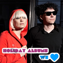 The Raveonettes -—- Wishing You a Rave Christmas EP