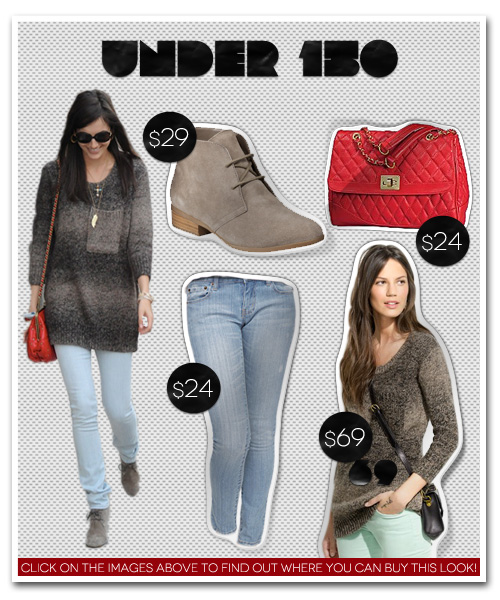 Under $150: Camilla Belle's Comfy and Casual Look
