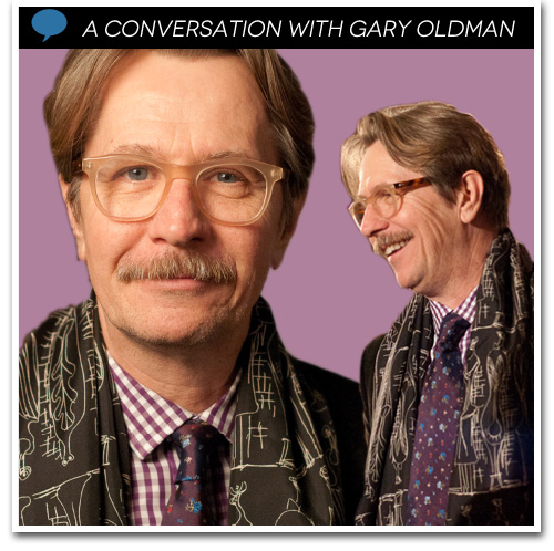 Film: A Conversation with Actor Gary Oldman and Director Tomas Alfredson on The New Spy Thriller Tinker, Tailor, Soldier, Spy