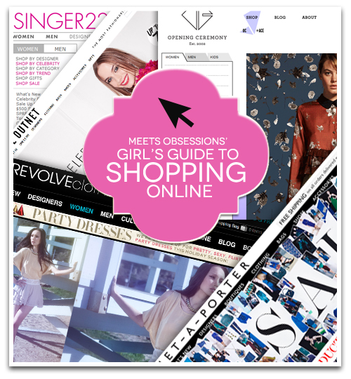 Girl's Guide to Online Shopping