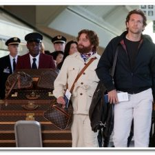 Louis Vuitton Files Lawsuit Against Warner Bros. for Fake LV Bag in 'The Hangover Part II'
