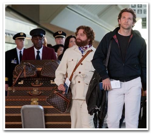 Louis Vuitton Sues Warner Bros. for Fake LV Bag in 'Hangover '