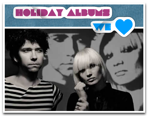 Holiday Albums That We Love