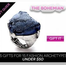 15 Gifts for 15 Fashion Archetypes For Under $50 Gift Guide: The Bohemian