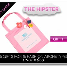 15 Gifts for 15 Fashion Archetypes For Under $50 Gift Guide: The Hipster