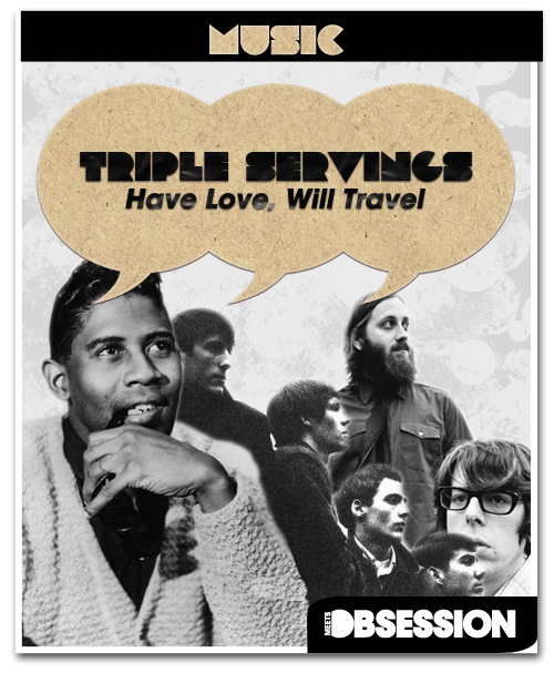 "Triple Servings: ""Have Love, Will Travel"" Served by Richard Berry, The Sonics, and Black Keys"