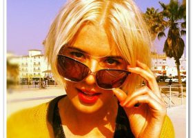Agyness Deyn Returns to Fashion as the New Face of Rebecca Minkoff