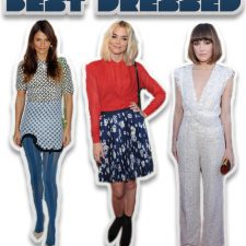 This Week's Best Dressed: Helena Christensen, Jamie King and Rose Byrne