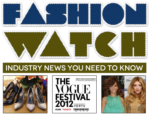 Fashion Watch: Rachel Roy Makes Shoes, Vogue Gets A Festival, Rihanna to Launch Fashion TV Show