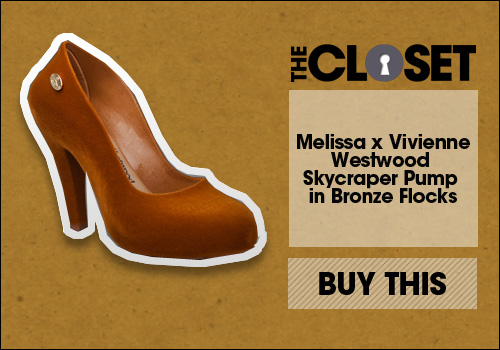 Melissa Vivienne Westwood Skycraper Pump