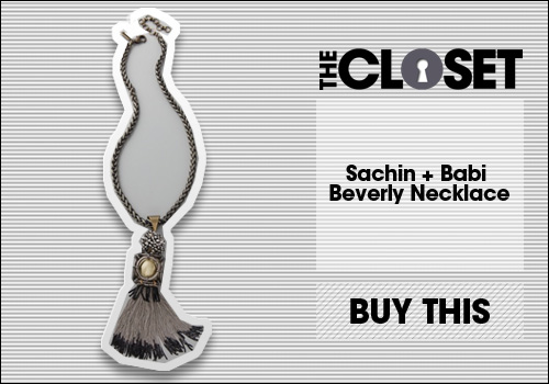 Sachin + Babi Beverly Necklace