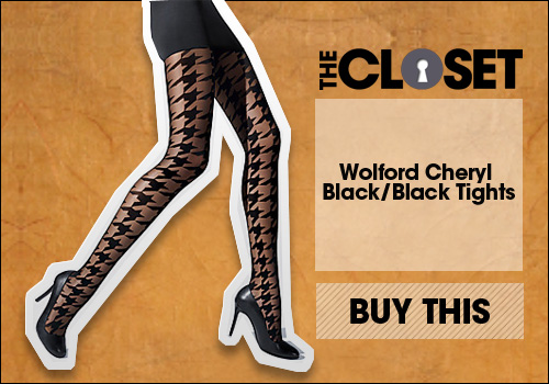 Wolford Cheryl Black/Black Tights