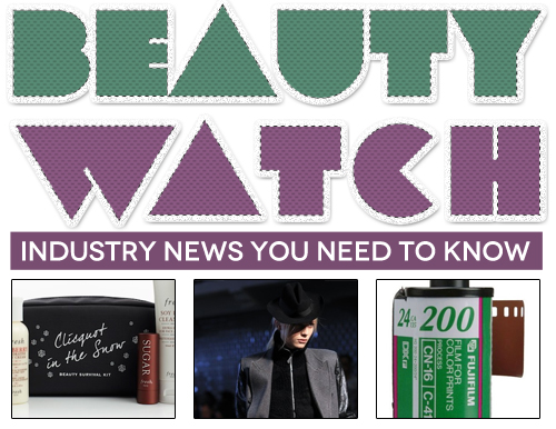 Beauty Watch: Fujifilm Enters the Beauty Business, Veuve Clicquot Teams up With Fresh, L'Oreal Paris and YouTube Searches for Beauty Vloggers