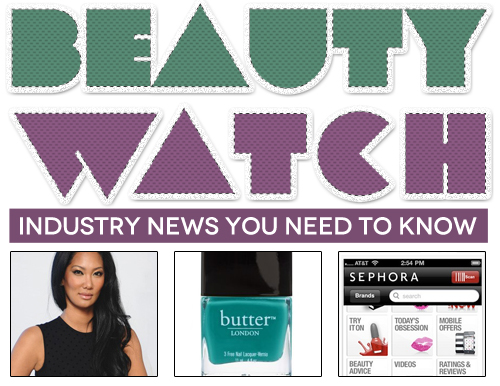 Beauty Watch: Beyonce Stirs Controversy, Top 10 Beauty Apps, Butter London Launches Collection