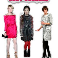 This Week's Best Dressed: Emma Stone, Hailee Steinfeld and Alexa Chung