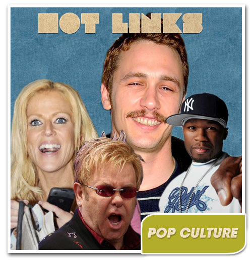 Hot Links: Pop Culture Edition