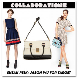 Sneak Peek: Jason Wu for Target