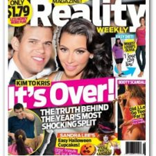 Reality Bites: Tabloid Magazine Launches for Reality TV Stars