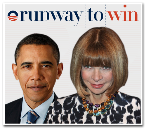 Anna Wintour Recruits Marc Jacobs, Alexander Wang and 20 Other Designers for the Re-Election Campaign
