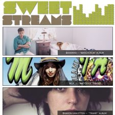 Sweet Streams: Sharon Van Etten, M.I.A., Bahamas