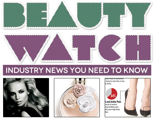 Beauty Watch: L'Oréal Hires Natasha Poly, Study Claims Half of Women Depend on Makeup, Valentino Launches a Fragrance